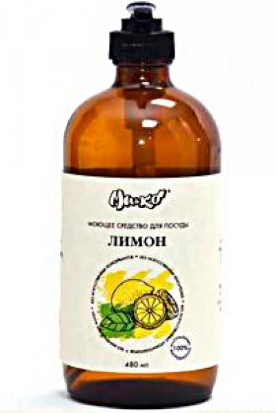 Жидкое моющее средство для посуды Лимон