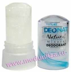 Дезодорант кристалл ДЕОНАТ 60 гр.