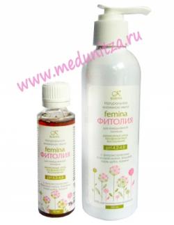 Интимное мыло Femina ФИТОЛИЯ