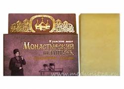 Монастырский шампунь С КРЫМСКИМ МЕДОМ
